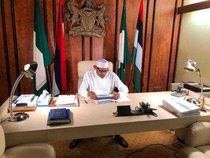 #COVID19: President Buhari Thumbs up Elumelu, Rabiu, Dangote, Banks, Others on Donations