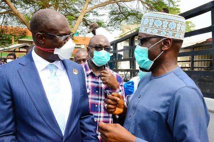 Sylva Hands Over Ambulances, NNPC Makes N10b Donation to Fight #COVID19Nigeria