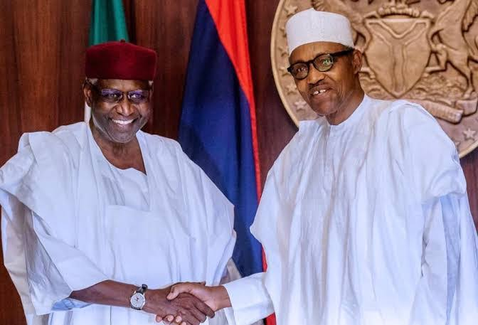 To My Friend, Mallam Abba Kyari – President Buhari