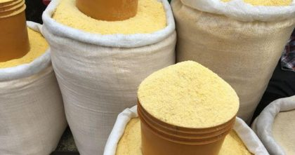 Covid-19: FG begins release of 70,000 mts of garri, others to vulnerable Nigerians