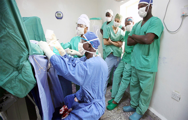 COVID-19: 47 health workers infected in Kano