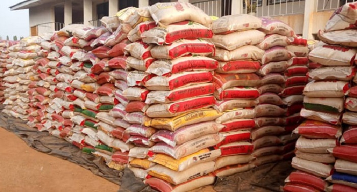 Islamic foundation distributes bags of rice to indigent in Lagos