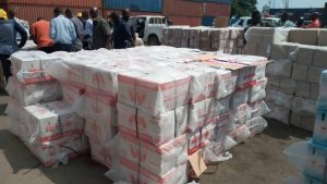 NDLEA uncovers 40ft container of tramadol, others in Lagos