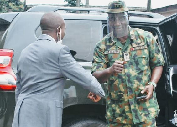 Army partners EFCC to end attacks on oil, gas pipelines in Rivers
