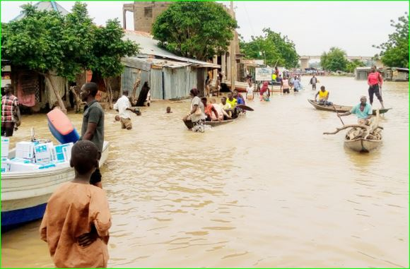 NEMA Urges Jalingo Residents to Avoid Settlement Along Riverine Areas