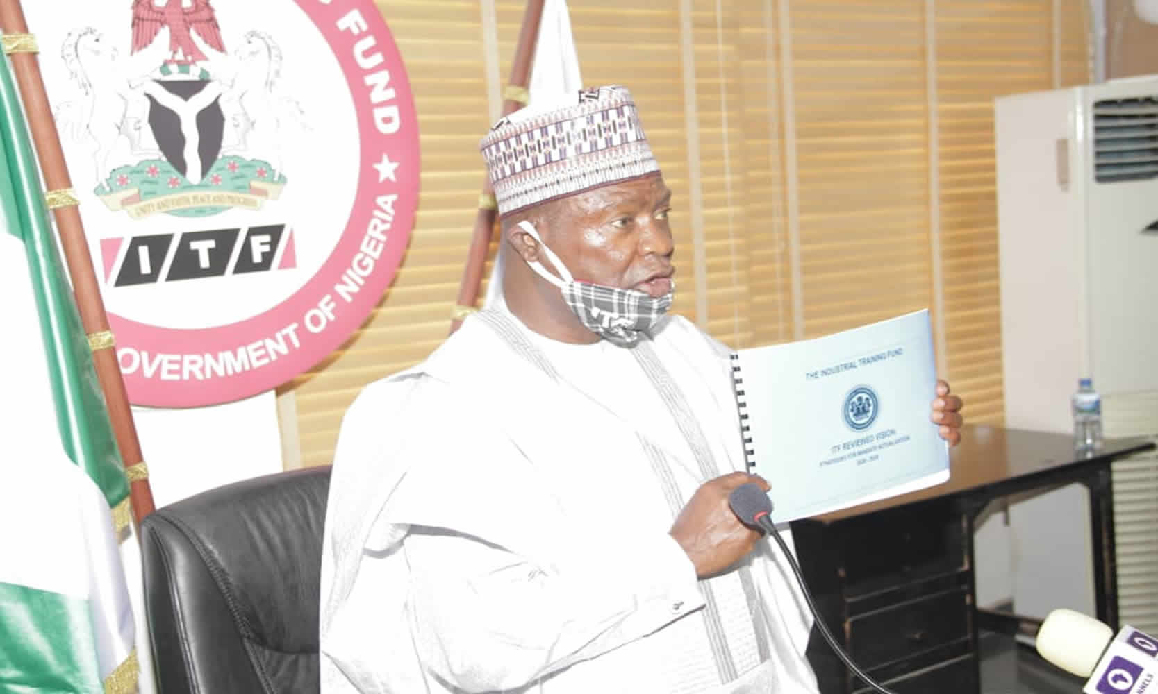 ITF Lauds FG's Directive on Harmonising MDAs Skills Acquisition Programmes
