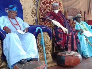 Osun monarch asks farmers to withdraw suit against FG on police college