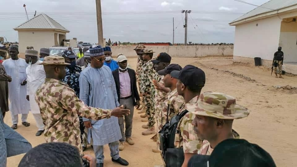 Army Supports Borno State Governor, Prof. Zulum