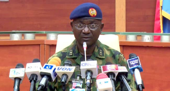 Military Kills Several ISWAP Terrorists, Rescues Kidnapped Victims