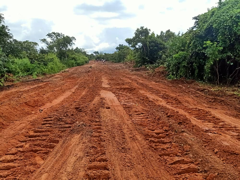 Kogi State Opens up Access Road from Kpokpolobi to Uttu Forest – @HQNigerianArmy