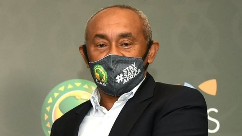 COVID-19: CAF President, Ahmad, Released From Hospital