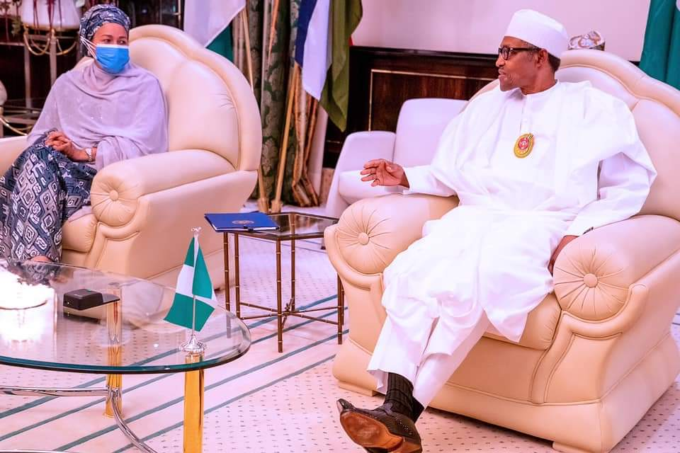Its in the Interest if our Youth to Keep the Peace Says President Buhari
