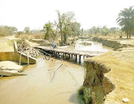 FG Erosion and Flood Control Project in Patigi