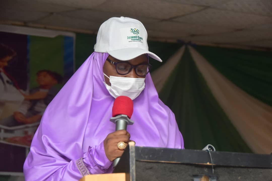 Gombe State First Lady, Asma'u Urges for Bold and Brave Action to Create A Cancer Free World