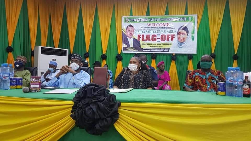 Flag-off of Rural Women Cash Grant Programme in Anambra State