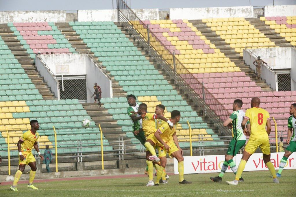 Super Eagles Beat Benin 1-0, Remain Top of the Table