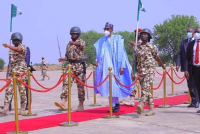 Buhari leaves Abuja to attend Financing Global Partnership for Education
