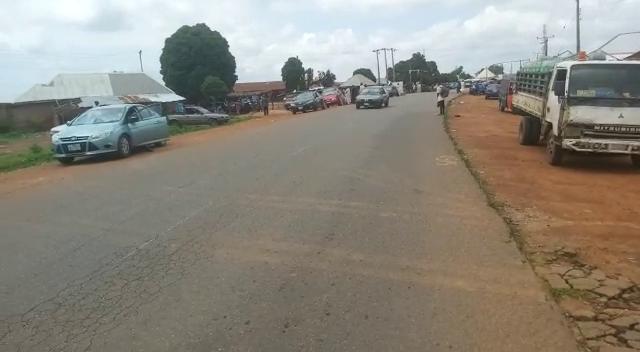 Suspected kidnapping activities on Kontagora-Minna Road